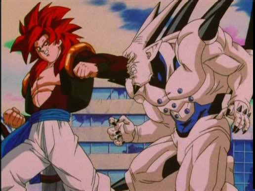 Super Saiyan Iv. dragon ball gt super saiyan 4