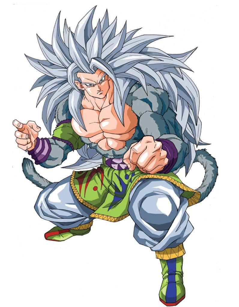 Novo Anime de Dragon ball Esta vindo Goku_SSJ5