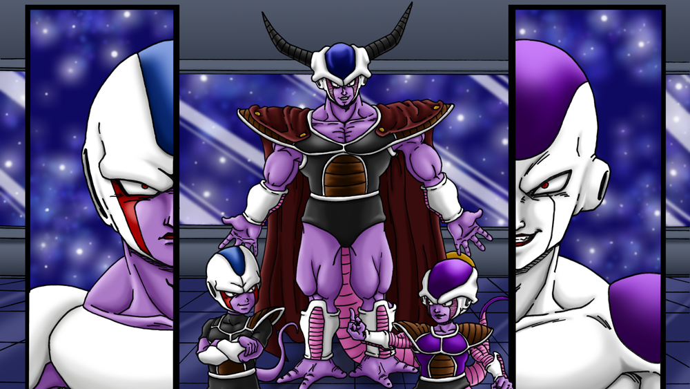 Image - Frieza and Cooler.png - Dragonball Fanon Wiki