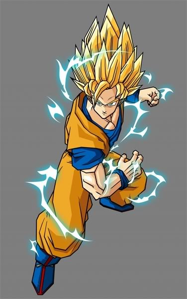 dragon ball z super saiyan 5 goku. Dragon Ball: Super Blast