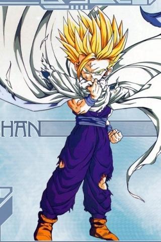 dragon ball gohan. Gohan (DBZTE) - Dragonball