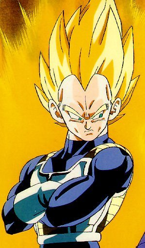 super saiyan pictures. He had become a Super Saiyan!