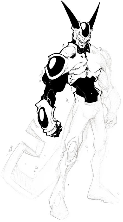 Image - King cold second transformation.jpg - Dragon Ball ...