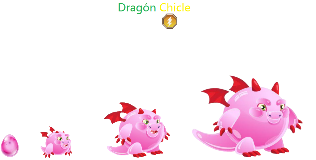 Archivo:Huevo de un Dragón Chicle.png - Wiki Dragon City