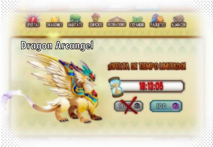 [Duda] Duda sobre los nuevos dragones