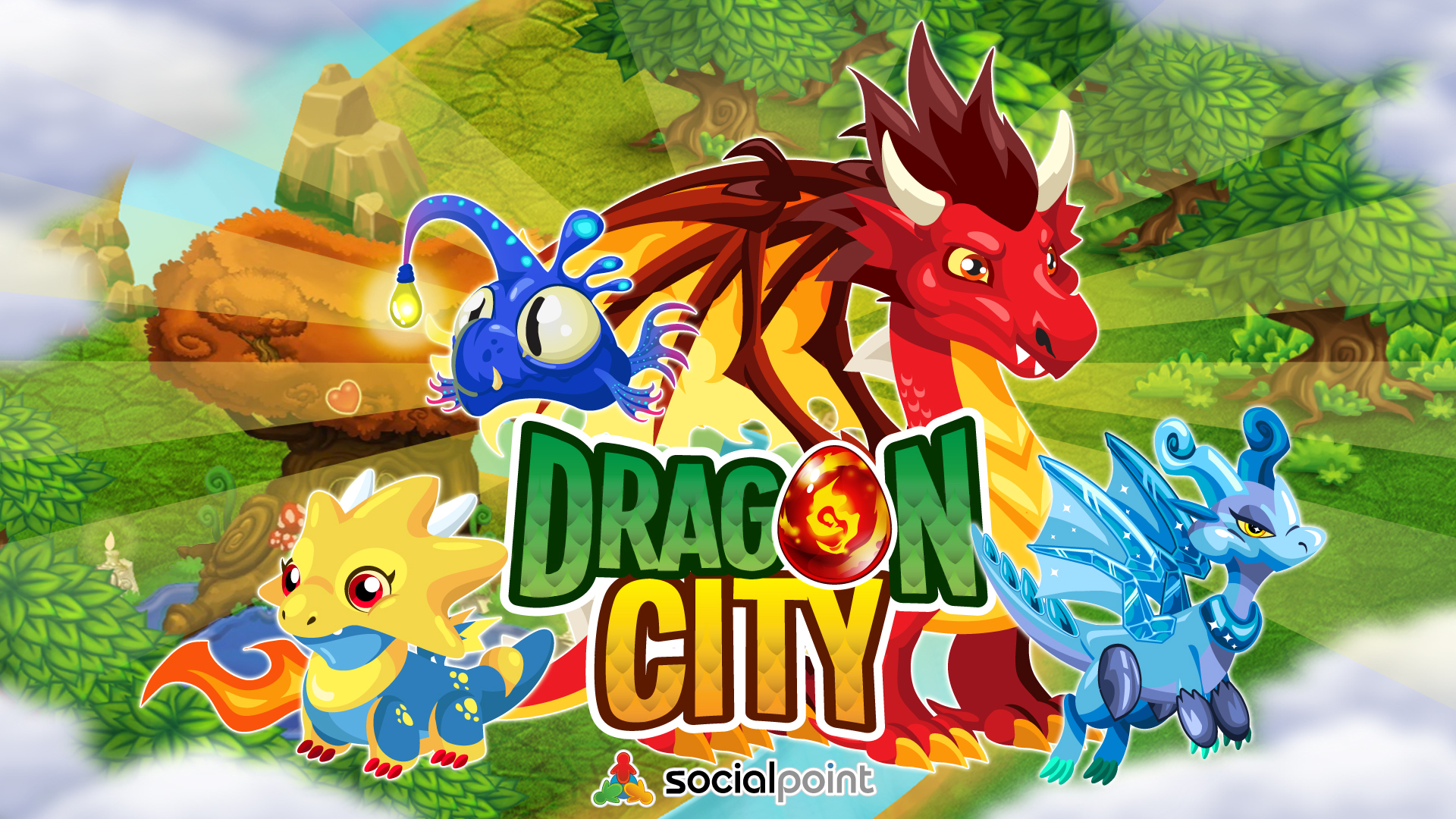 Guia de Dragon City: Combinaciones de dragones
