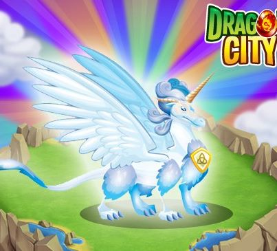 Image - Pure dragon (Unicorn).jpg - Dragon City Wiki