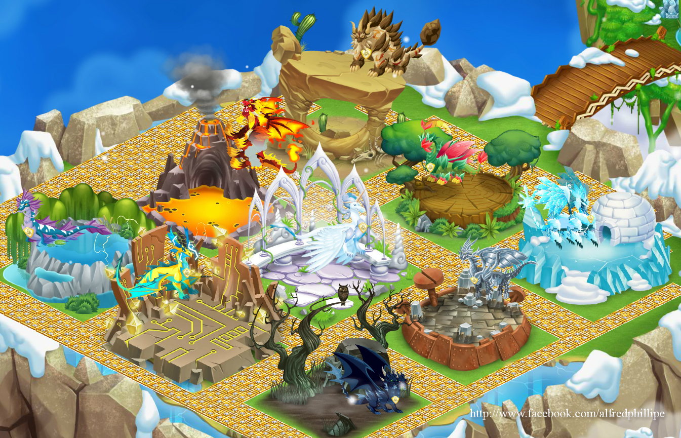 Image - Purecollection.jpg - Dragon City Wiki