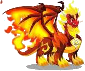 Dragon City Pure Fire
