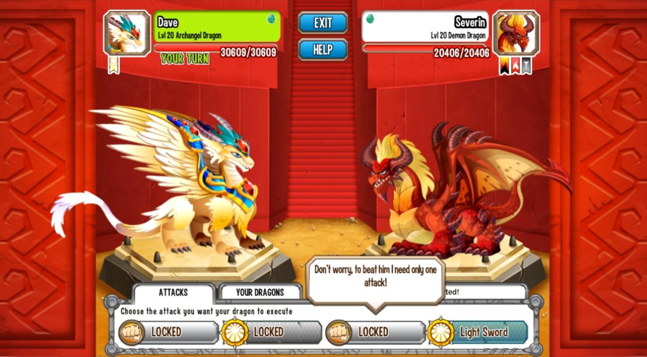 Image - Arc demon combat.png - Dragon City Wiki