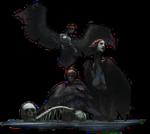 Dragon's Dogma Harpy