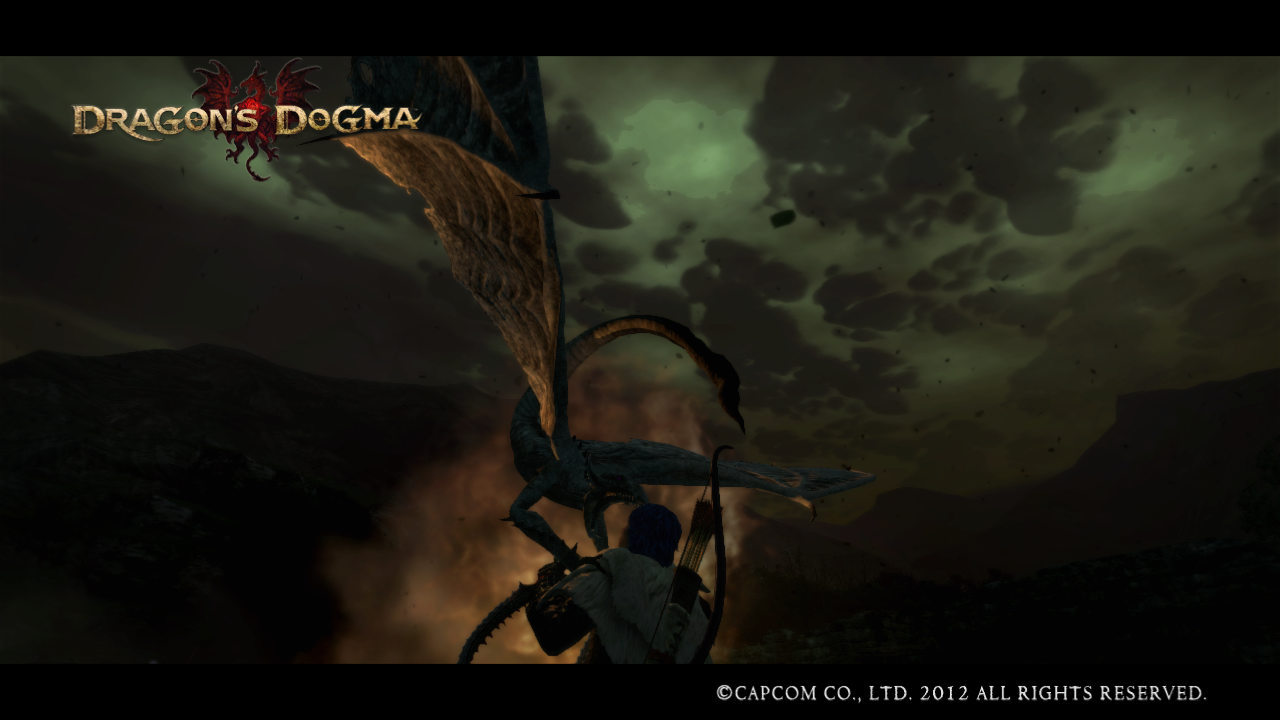 ANALISIS DRAGON´S DOGMA Gargoyle