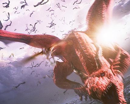 Dragon's Dogma Dragon