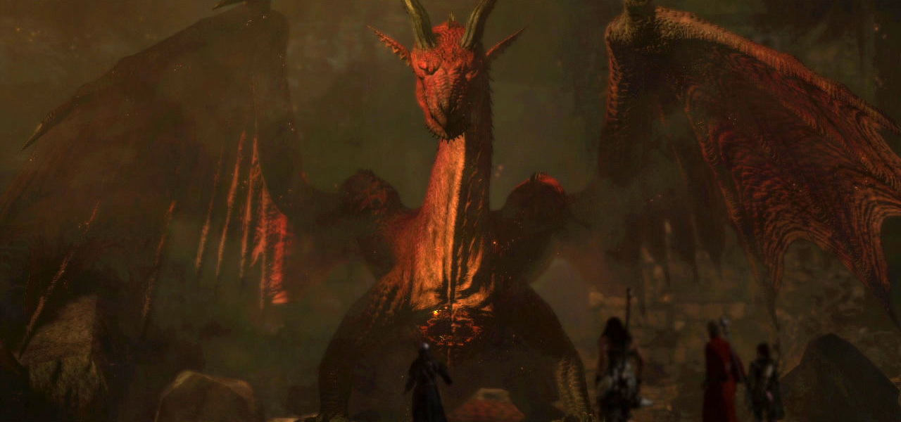 ANALISIS DRAGON´S DOGMA Dragonchoice