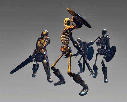 Dragon's Dogma Skeleton-1