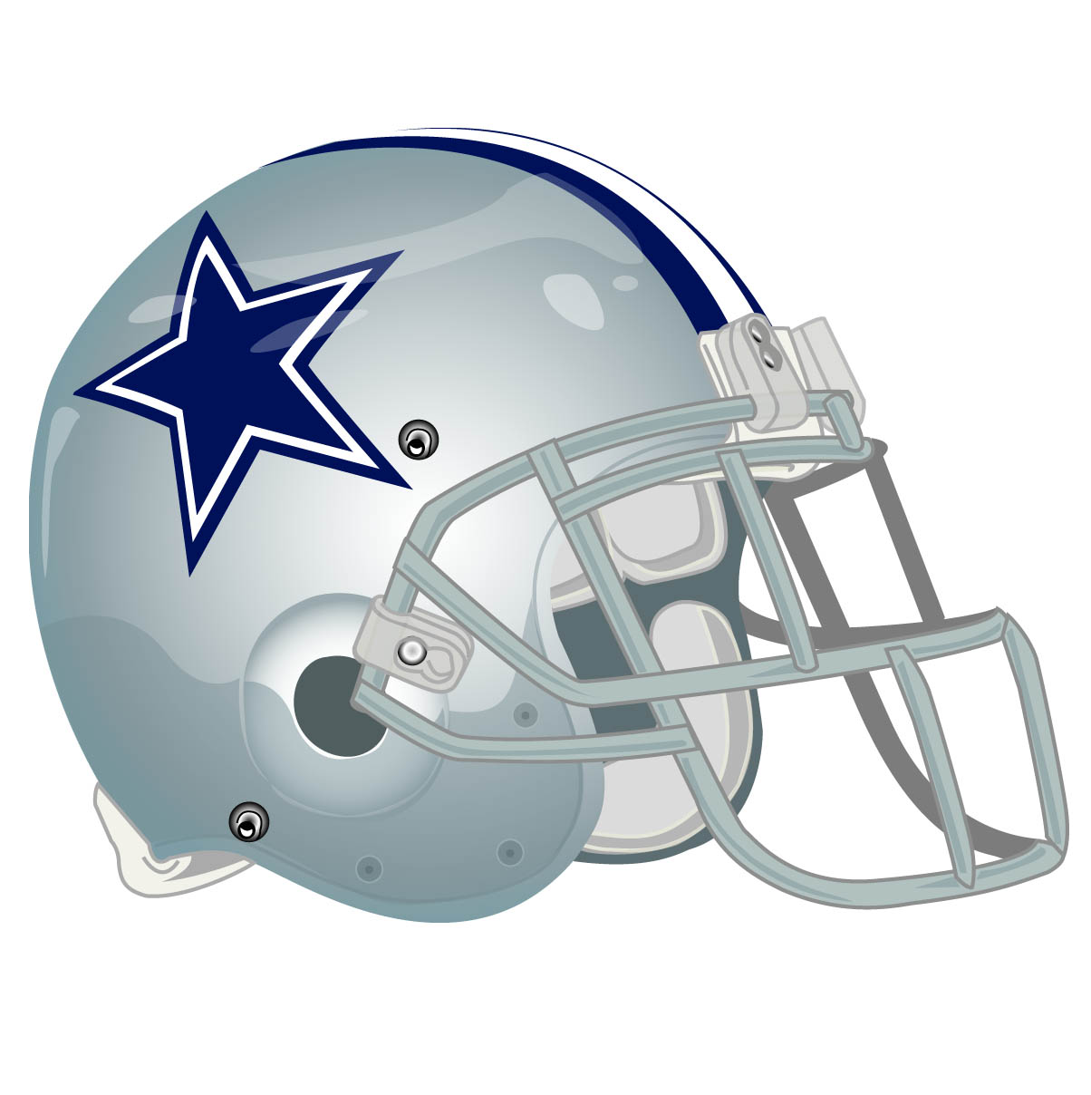 Image - Dallas Cowboys helmet.jpg - Dragons Of Atlantis Wiki