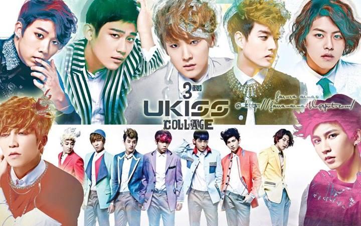 """U-Kiss/ U Kiss >> Album Japonés """"One Shot One Kill"""" Ukisss"""