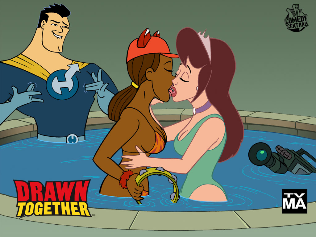Drawn Together Drawn