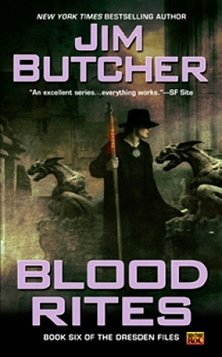 Blood Rites - Dresden Files