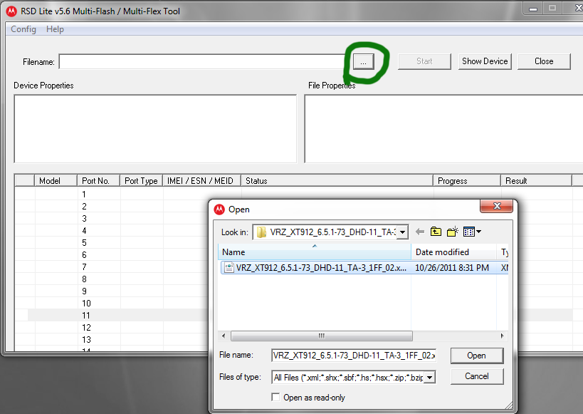 [Tutorial] Instalar ICS Final en Atrix 2