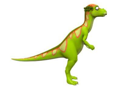 Xenotarsosaurus Dinosaur Train No Higher Resolution Available
