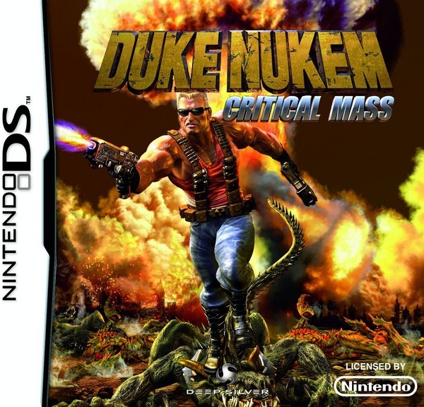 Duke Nukem : Critical Mass DS
