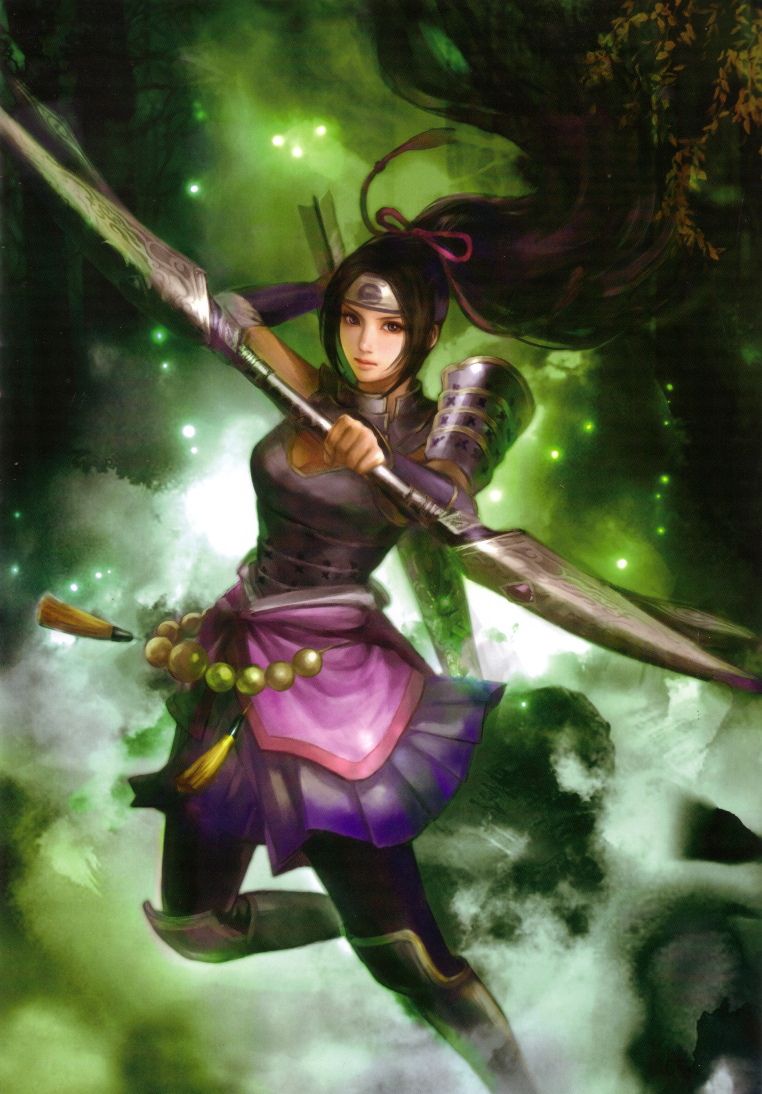 Nude ina from samurai warriors adult image