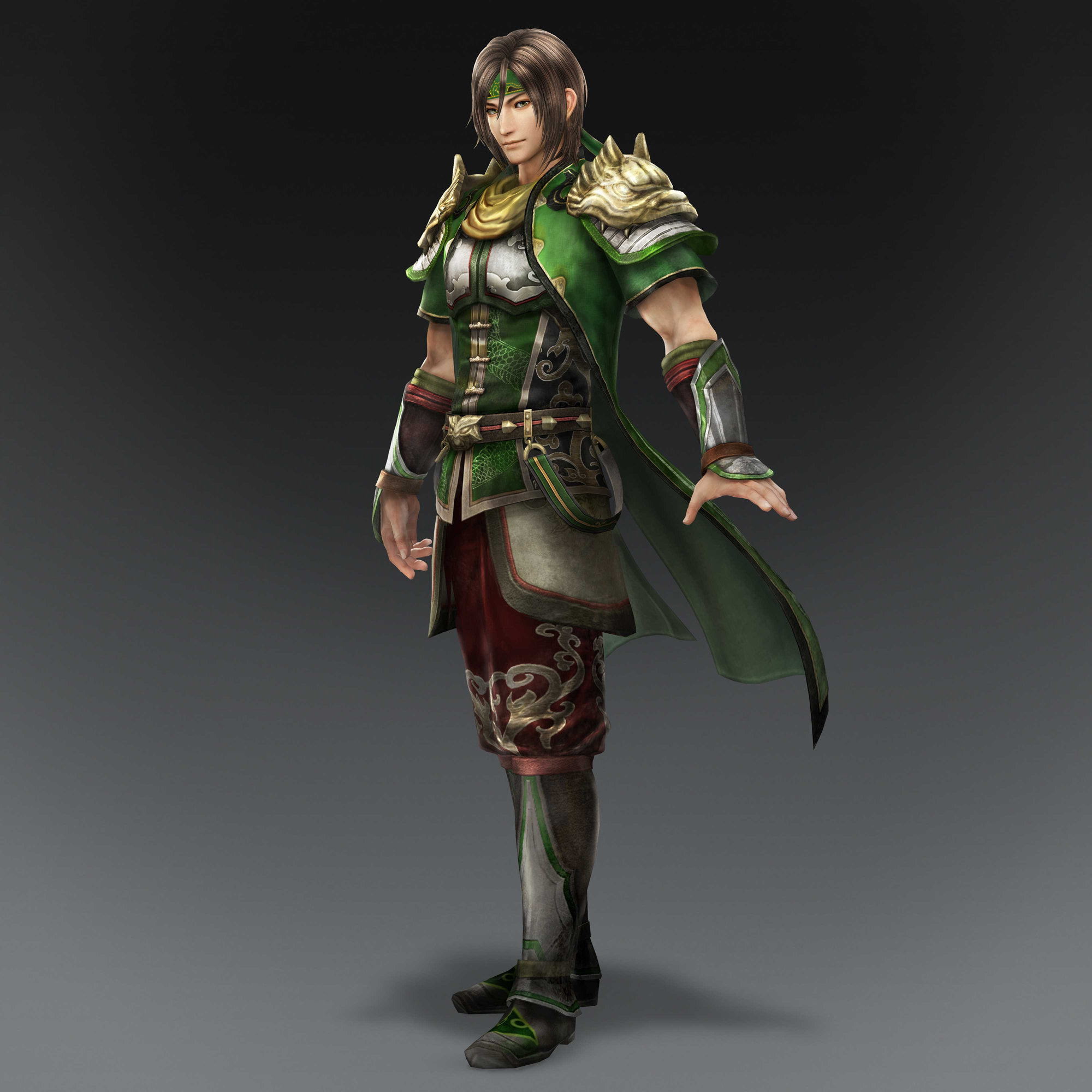 Guan Ping Dynasty Warriors 8