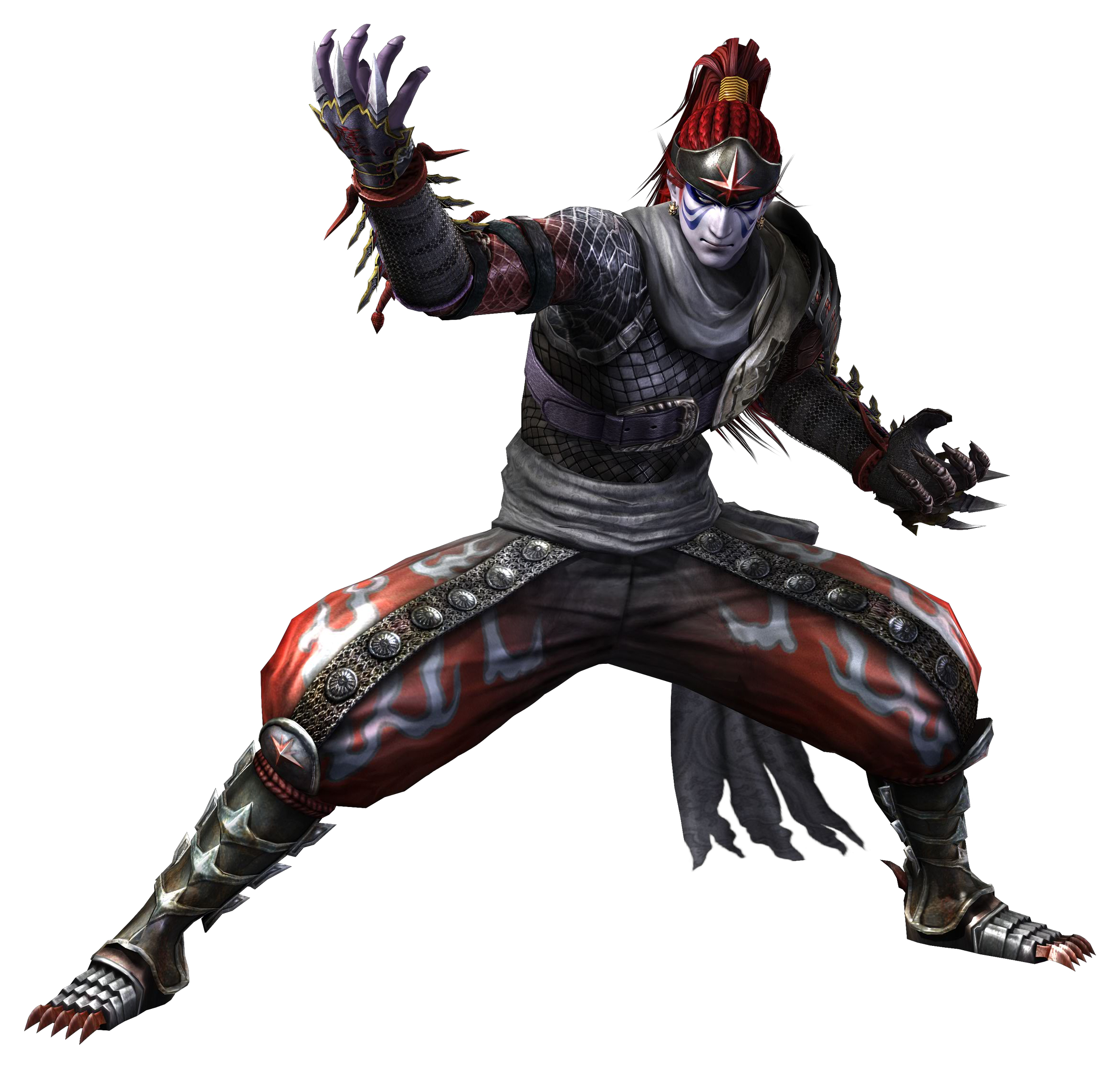 Orochi Warriors Characters
