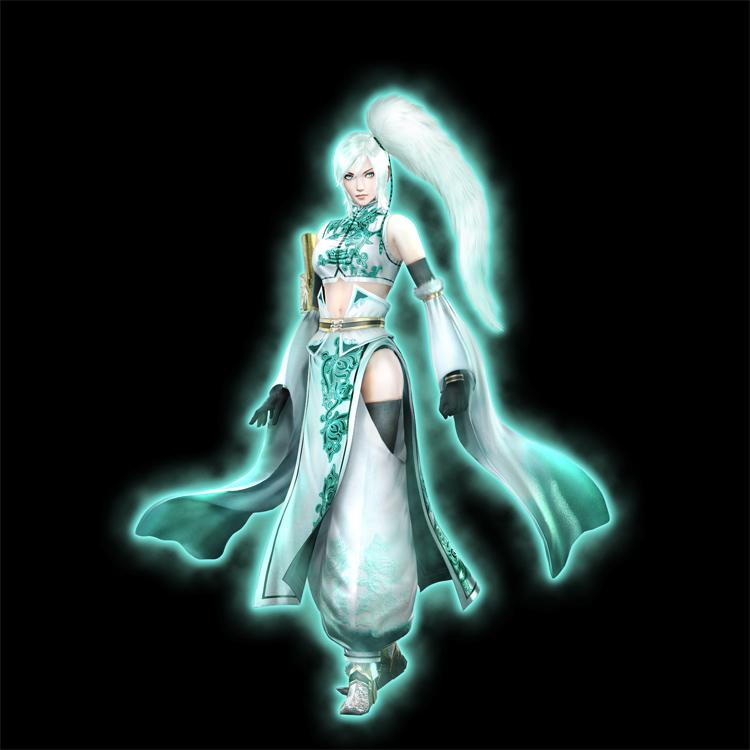Warriors Orochi 3 Lian Shi: [ Info ] Warriors Orochi 3 DLC (Dynasty Warriors)
