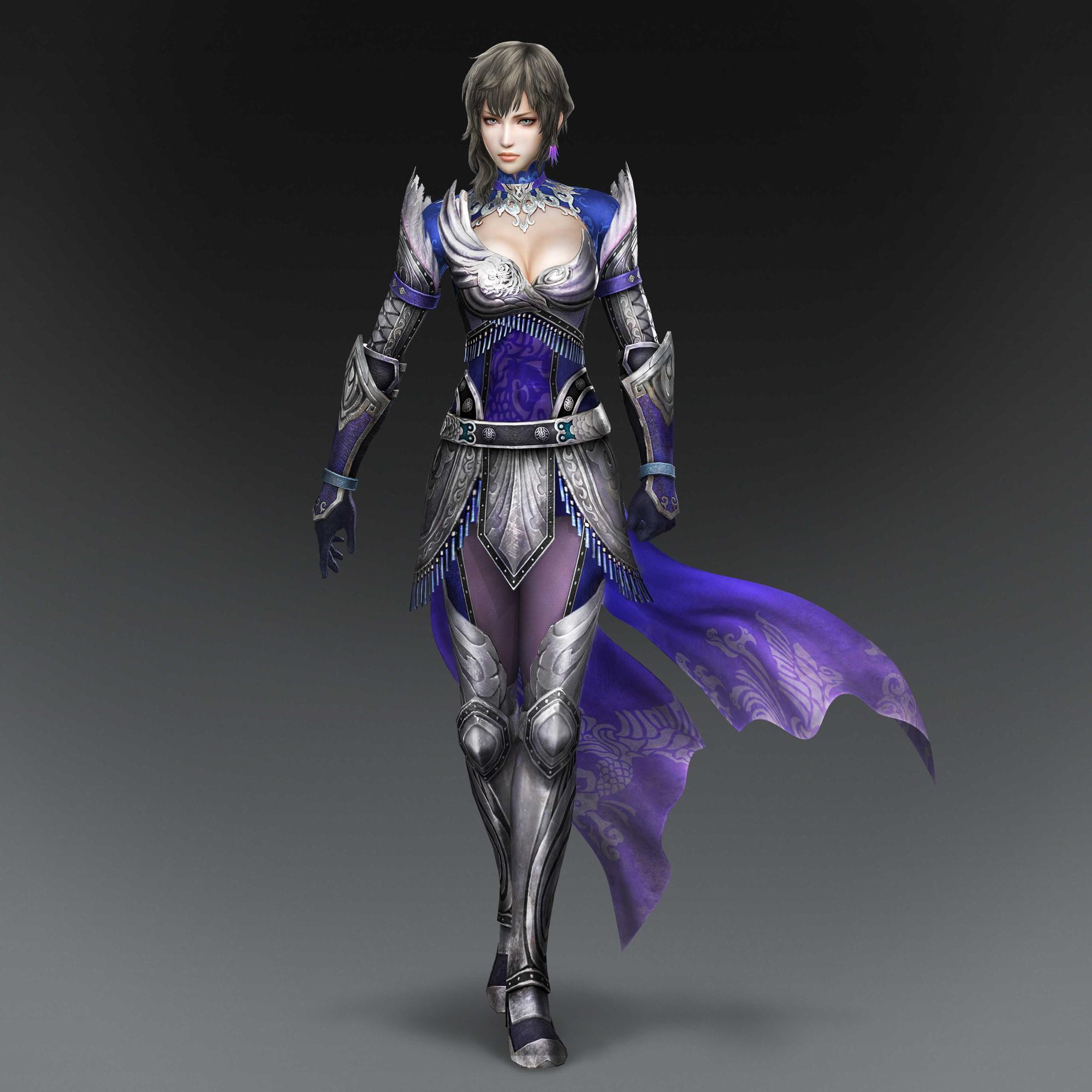 Warriors Orochi 3 Lian Shi: Dynasty Warriors 8 Announced!