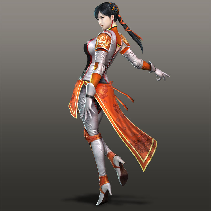Warriors Orochi 3 Ultimate All Dlc Costumes: Dynasty Warriors Character Outfits
