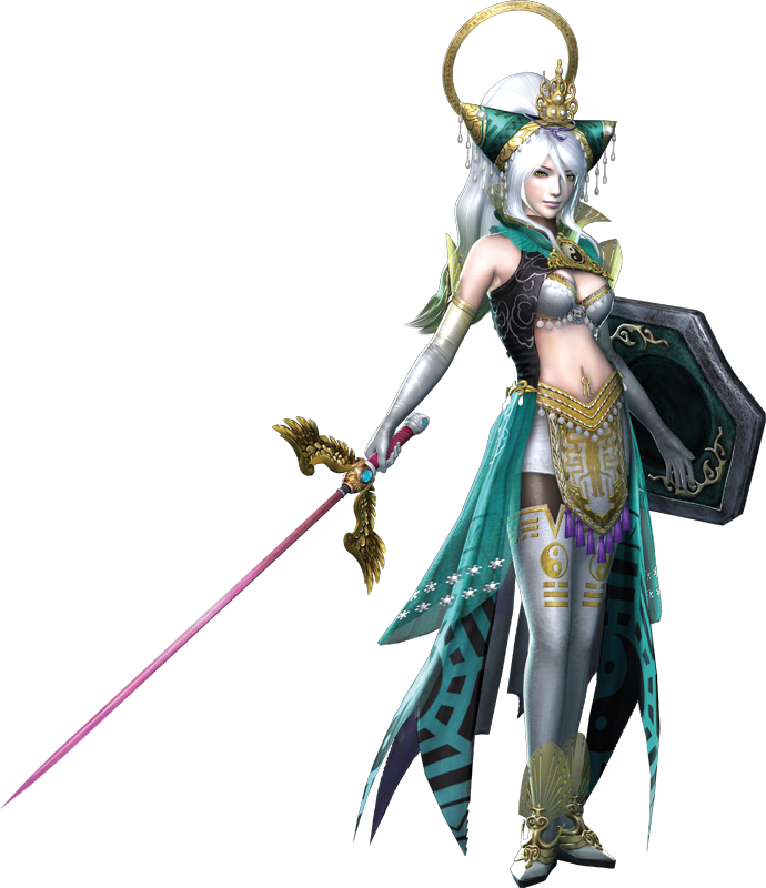 Warriors Orochi 3 Ultimate Weapons Big Star: Nuwaorochi2render.png