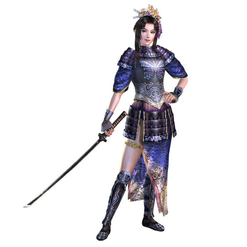 Warriors Orochi 3 Ultimate Weapons Big Star: Kicho-kessenIII.jpg