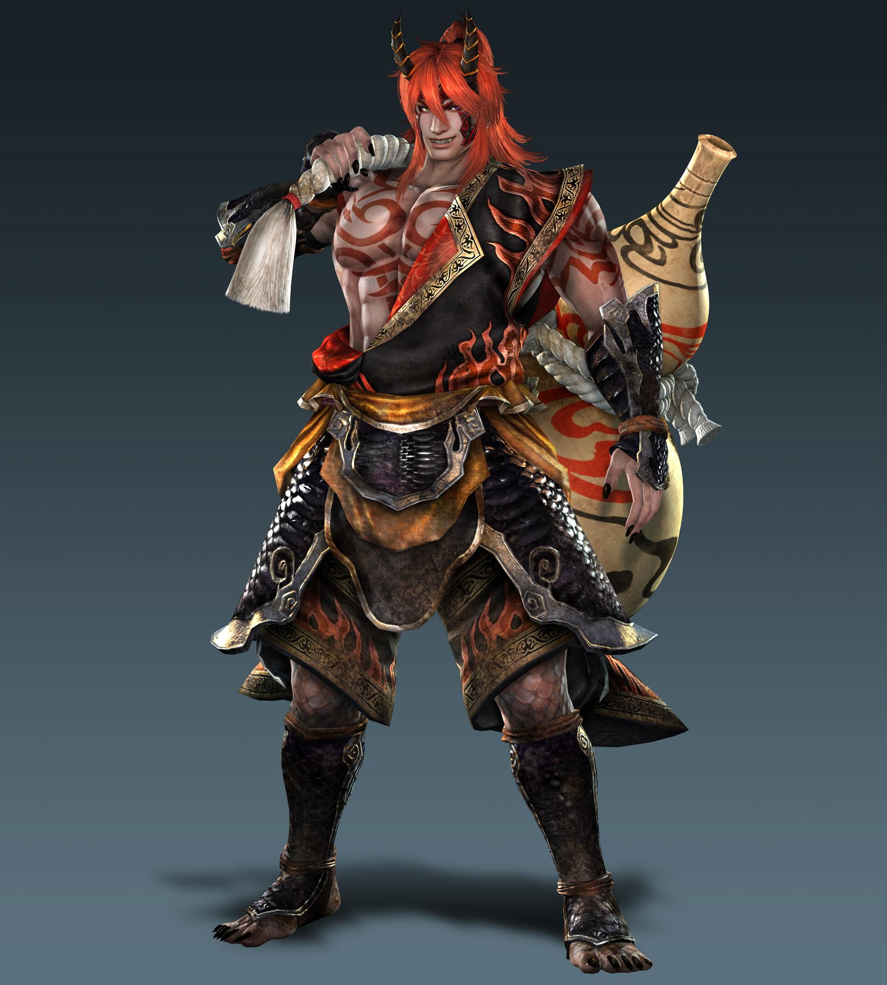 Ultimate Warriors Orochi 3 Cutscenes: Warriors Orochi 3