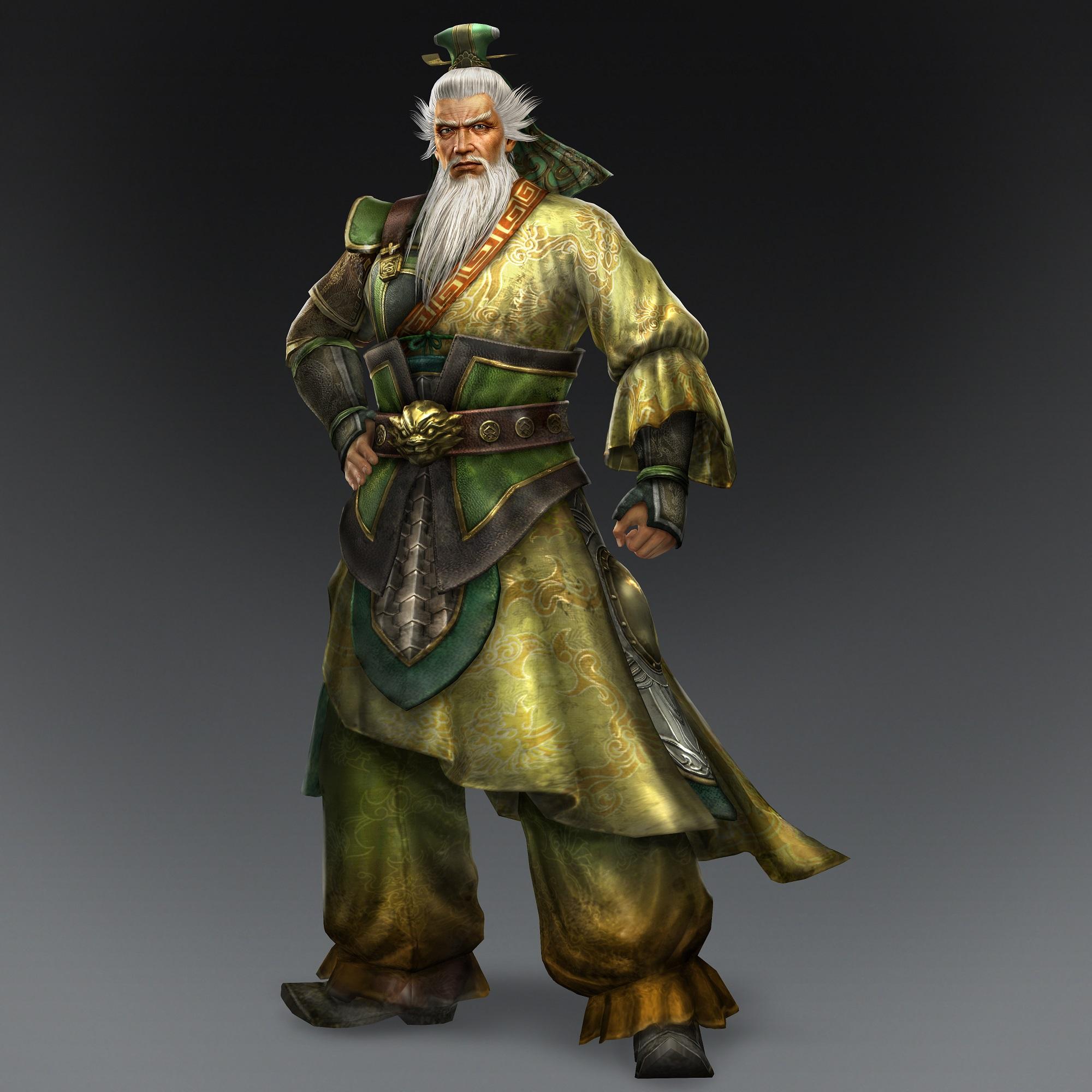 Huang Fei Hong Yi Guan Cai Hong Qiao 1959: Dynasty Warriors 8 Announced!