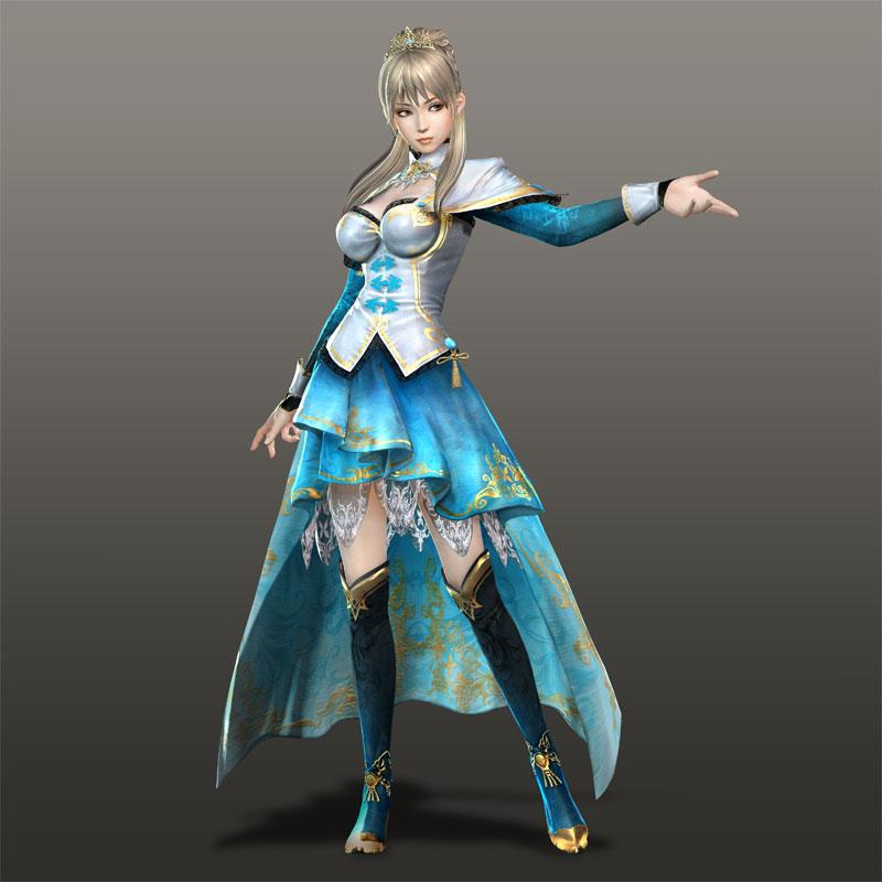 Vos 4 personnages de JV préférés WangYuanji-DW7-DLC-Fantasy_Costume