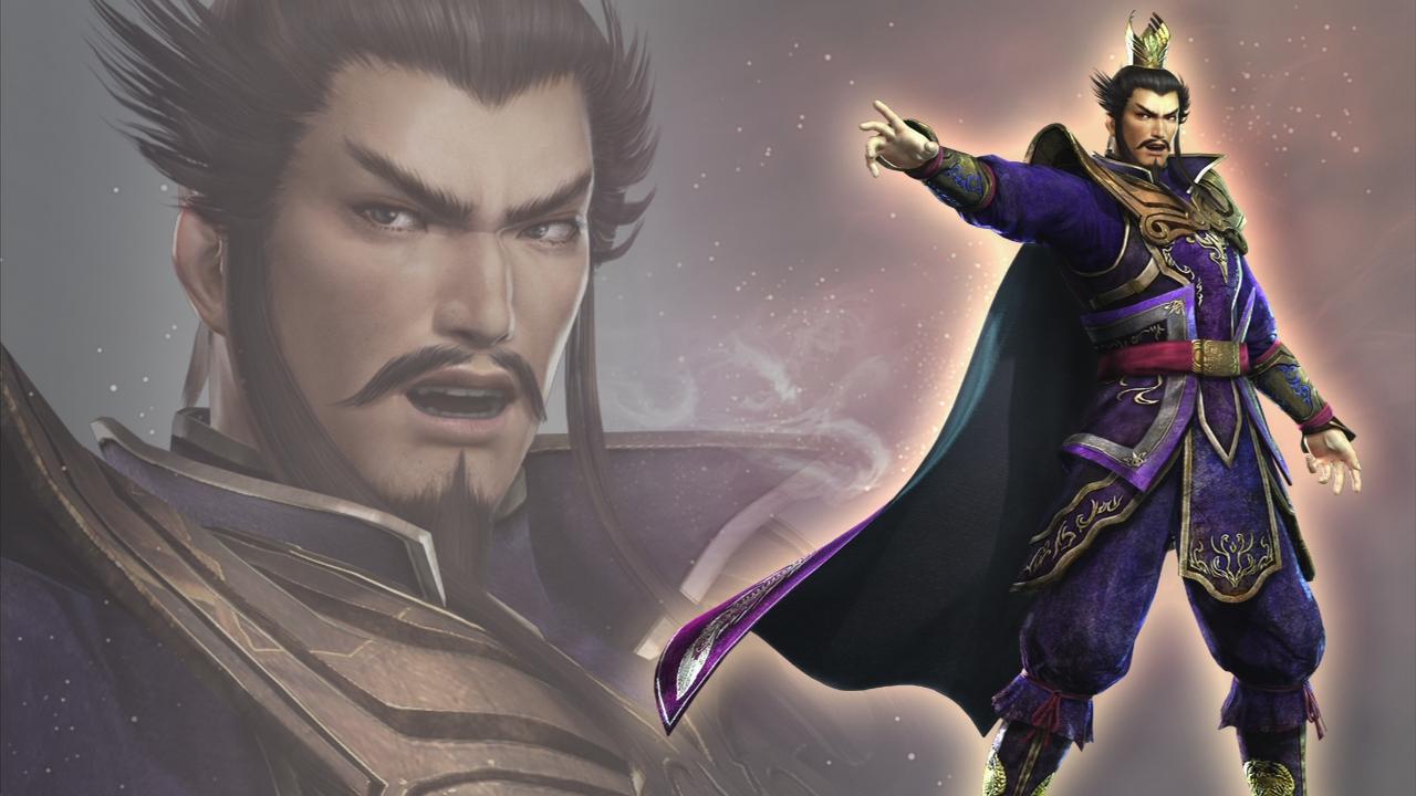 Cao Ren Voice - Dynasty Warriors franchise | Behind The ... |Cao Cao Dynasty Warriors 8
