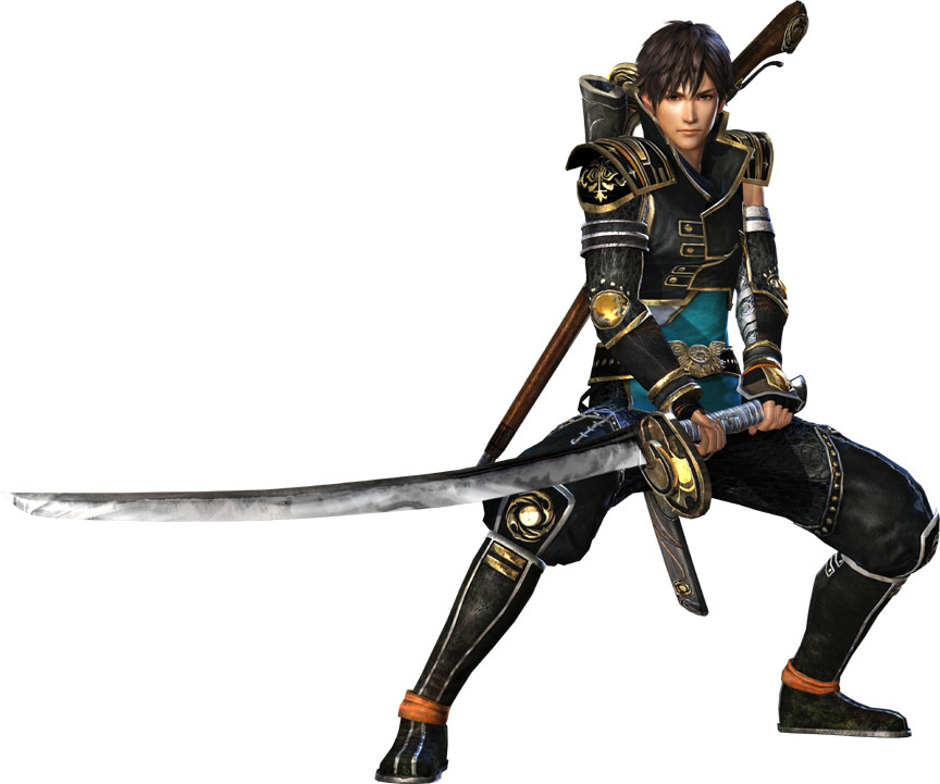 Warriors Orochi 3 Ultimate Nobunaga Oda: Character Samurai Warriors 3