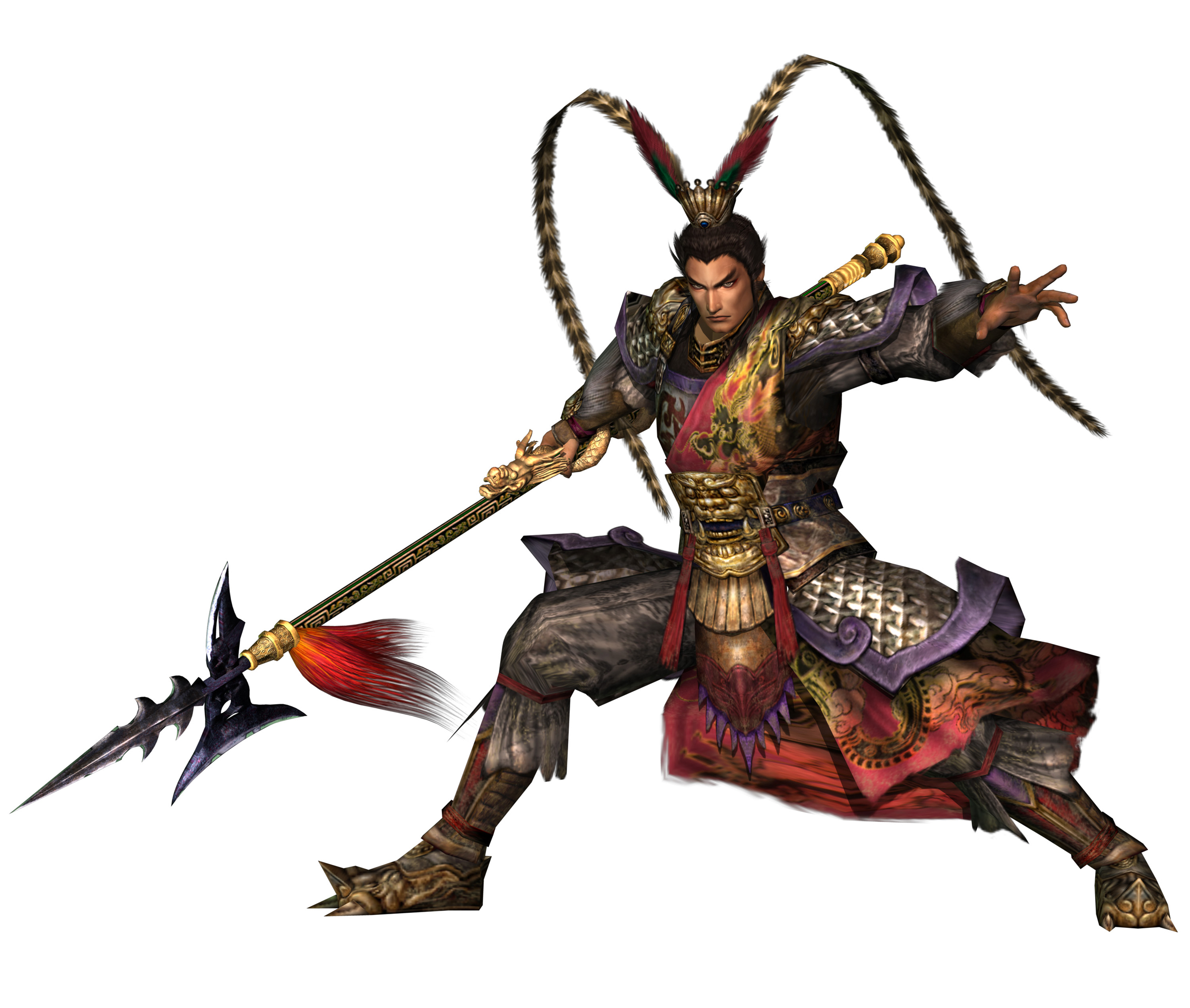 "Media in category ""Dynasty Warriors 5 Character Images"""