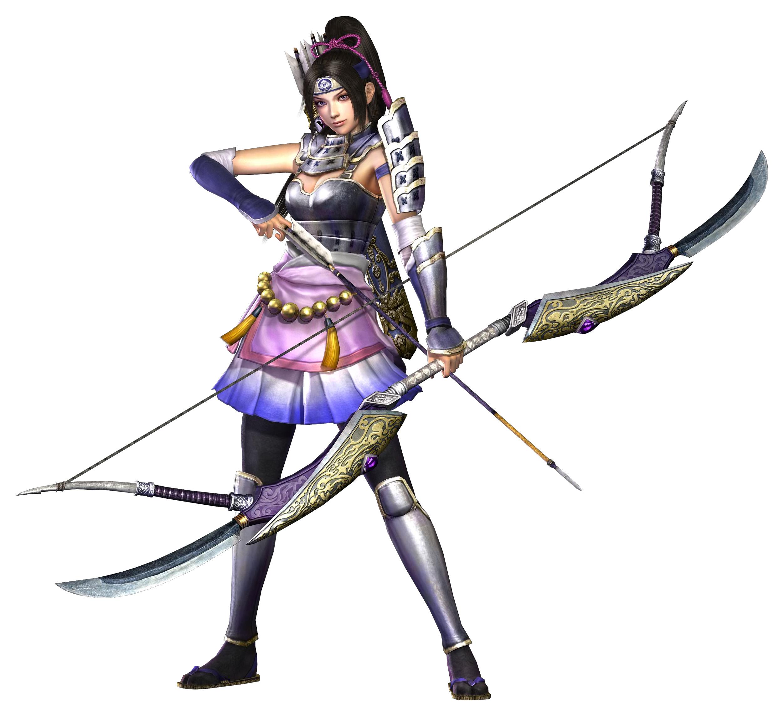 Samurai warriors inahime hentai nude clips