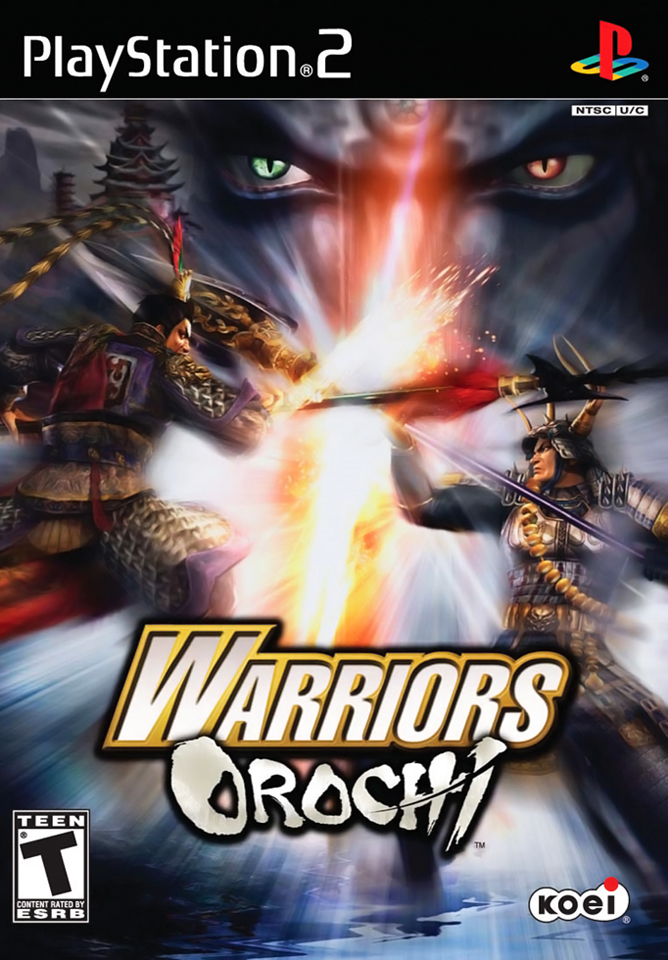 DDLgamezone Warriors Orochi 2