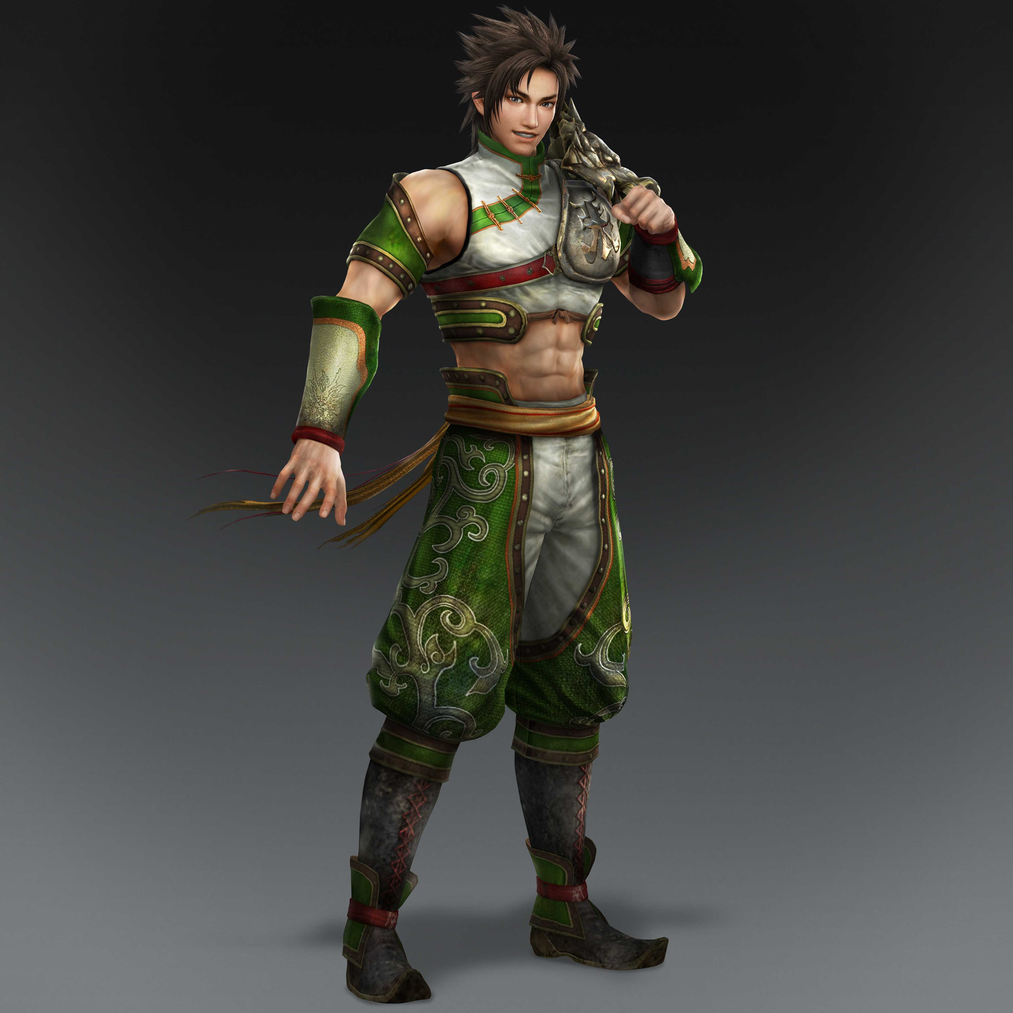 zhang fei dynasty warriors 8 - photo #9
