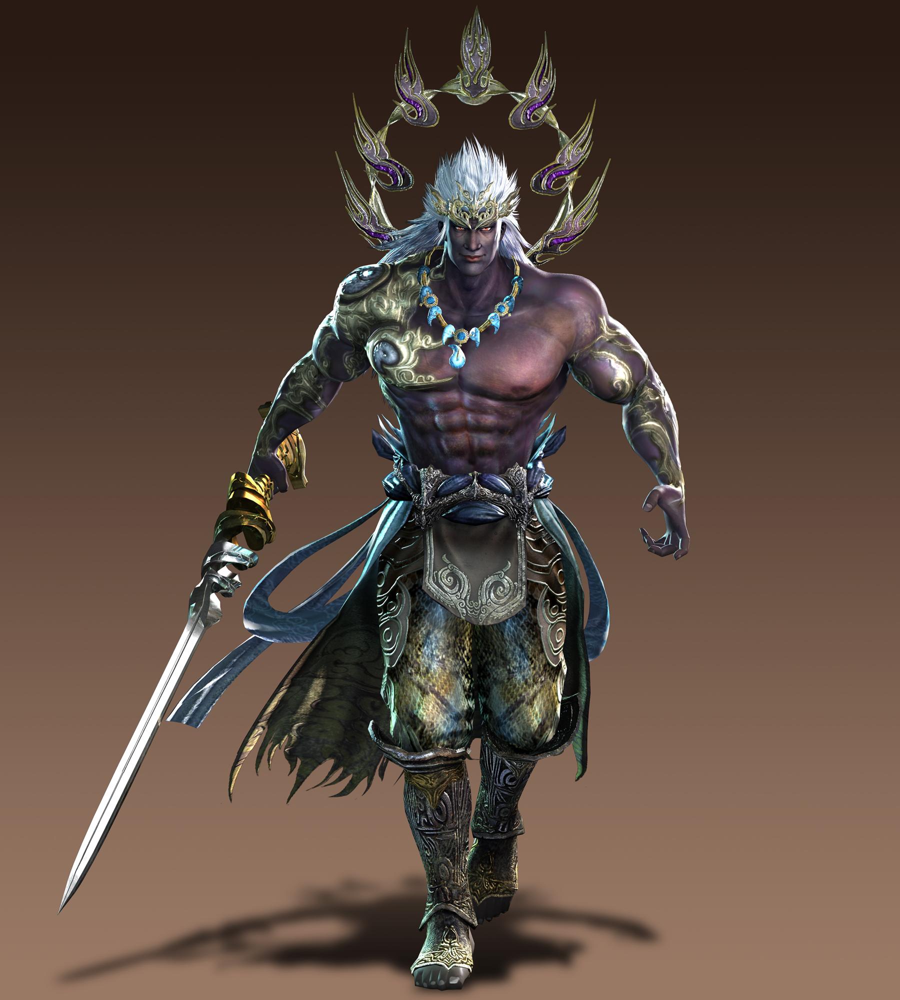 Warriors Orochi 3 Ultimate Cheats: Susano'o Minecraft Skin