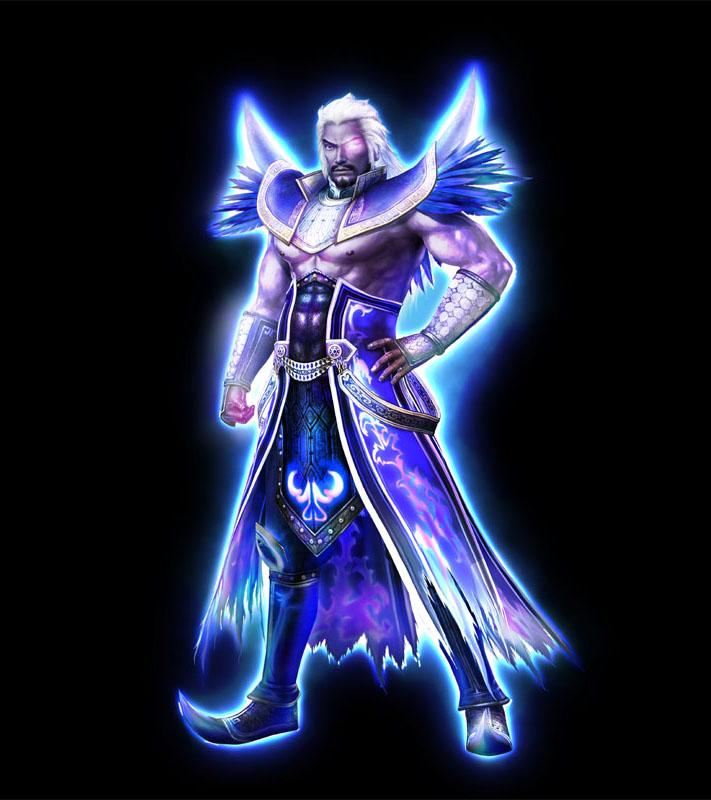 Areus Archidamos, le rebelle, capitaine de la Gorgone XiahouDun-StrikeforceCostume-DLC-WO3
