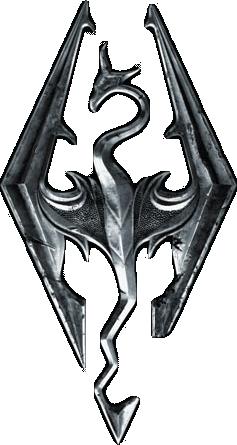Imagen - Skyrim Logo.png - Elder Scrolls, el wiki sobre ...
