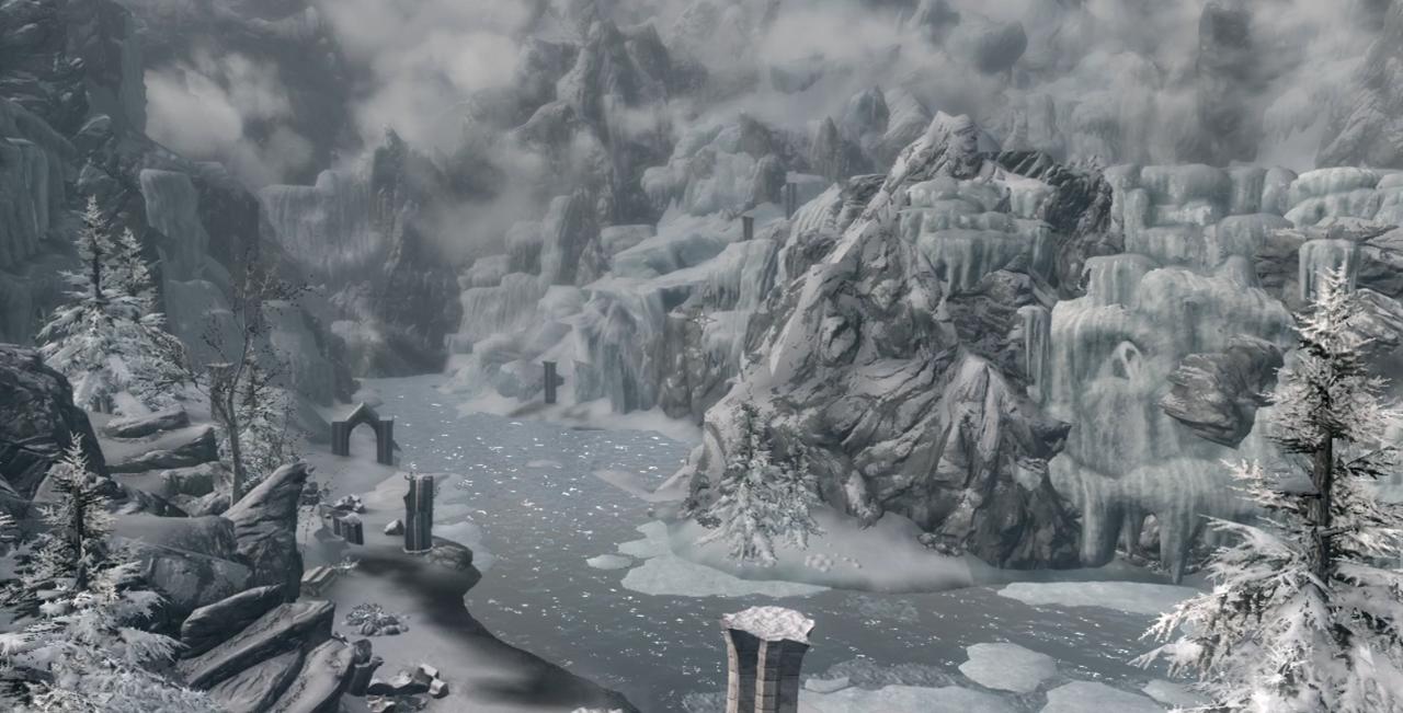 Forgotten Vale is larger than Skyrim's Blackreach.