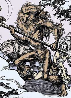 Images of Timmorn Yellow-Eyes - Elfquest Wiki