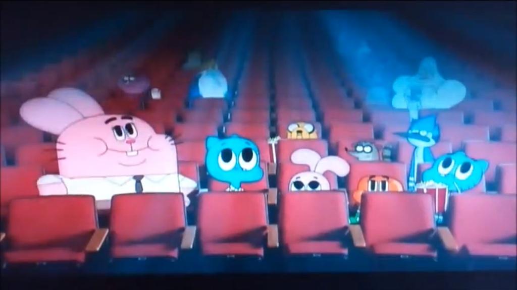 Cartoon Network Movie Bumpers