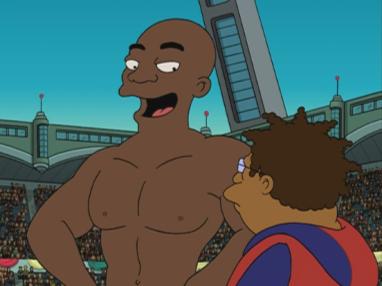 Персонажи мультсериала Futurama